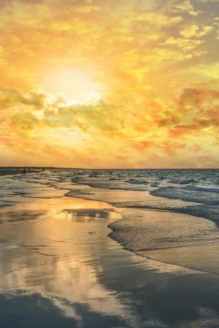 Красивые картинки воды и водного мира на телефон - лучшие заставки №10 17