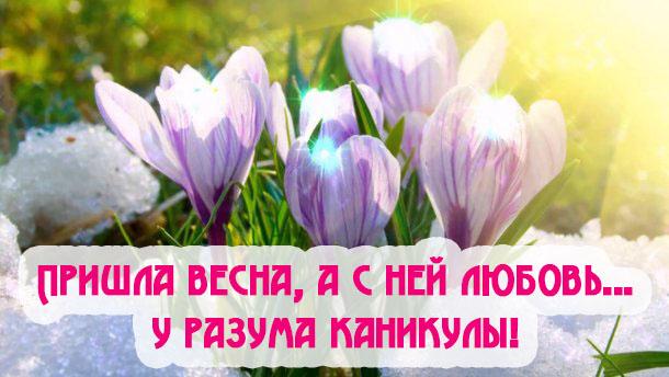 Красивые фразы и высказывания про весну - удивительная подборка 2
