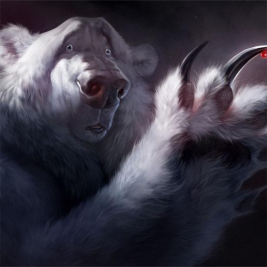 Медведь на картинках и фотках - очень красивые и интересные 15