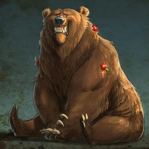 Медведь на картинках и фотках - очень красивые и интересные 7