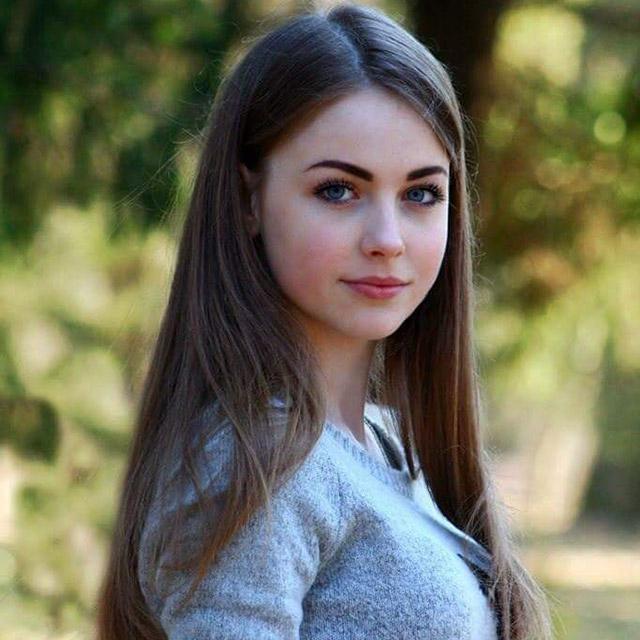 Милые и красивые девушки - самые удивительные и прекрасные фото №18 2