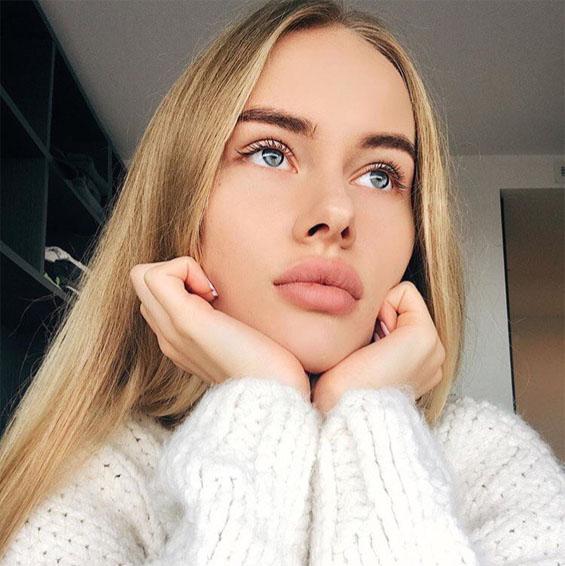 Милые и красивые девушки - самые удивительные и прекрасные фото №18 9