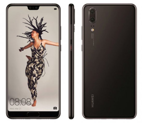 Новый смартфон Huawei P20 - характеристики, описание, новости, фото 1