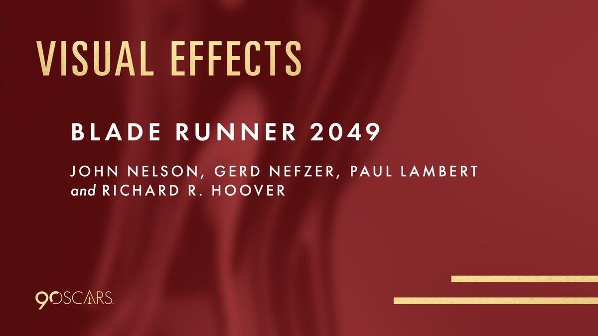 Оскар-2018 - полный список победителей, все номинанты - новости 19