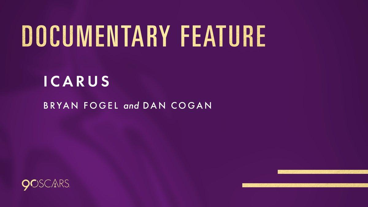 Оскар-2018 - полный список победителей, все номинанты - новости 20