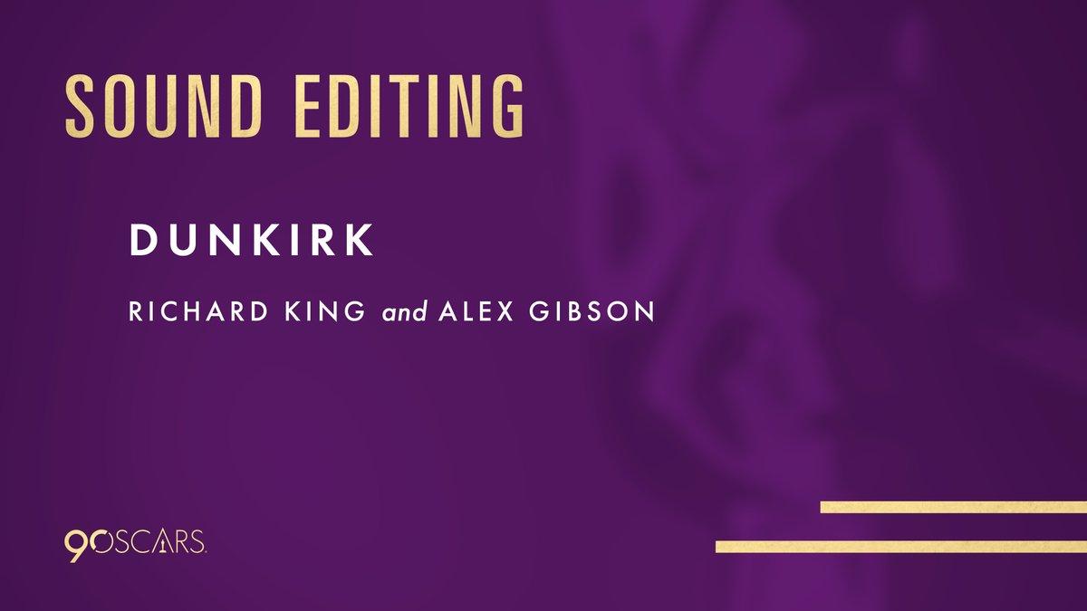 Оскар-2018 - полный список победителей, все номинанты - новости 23