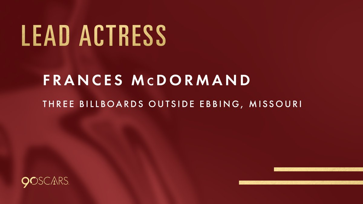 Оскар-2018 - полный список победителей, все номинанты - новости 5