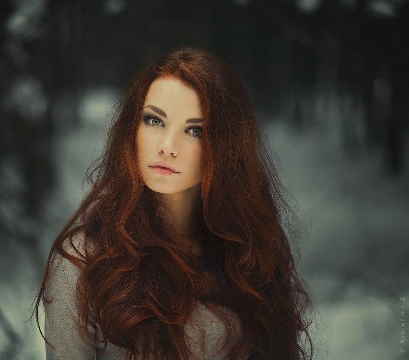 Прекрасные и красивые девушки - картинки и фотографии, подборка №17 8