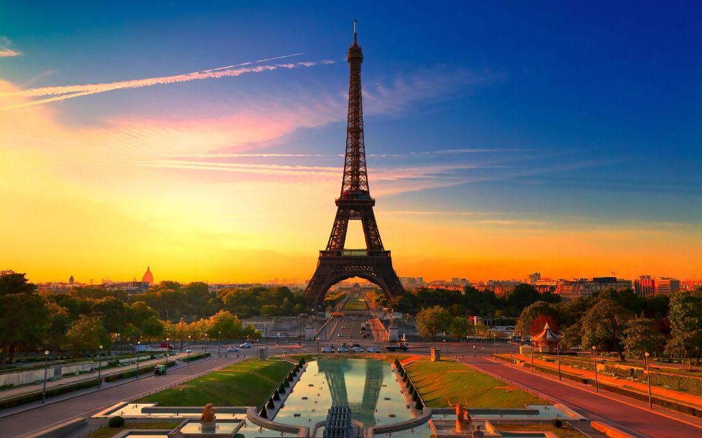 Самые романтичные места в мире - лучшие интересные и удивительные 1