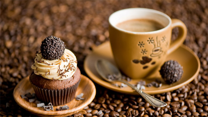 Скачать картинки кофе и чай - самые прикольные и красивые, 2018 15