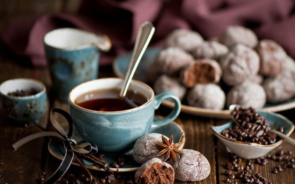 Скачать картинки кофе и чай - самые прикольные и красивые, 2018 9