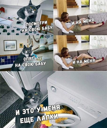 Смешные картинки про людей с надписями - самые забавные №44 14