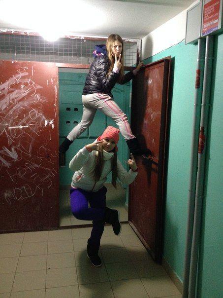 Смешные приколы в подъездах - самые веселые и ржачные №55 3
