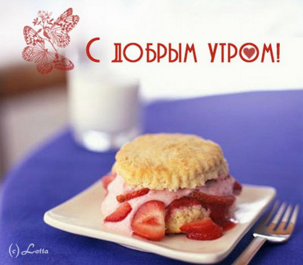 Доброе утро воскресенье - картинки прикольные, красивые и приятные 7
