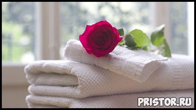 Как отстирать кухонные полотенца в домашних условиях от застарелых пятен 3
