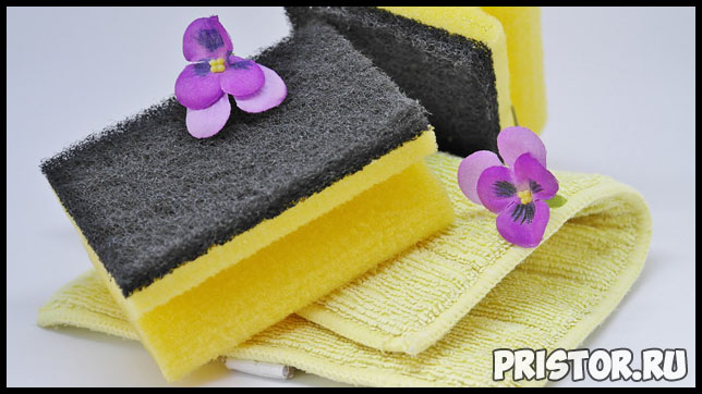 Как отстирать кухонные полотенца в домашних условиях от застарелых пятен 4