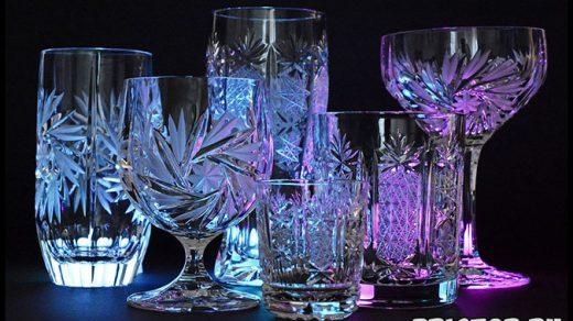 Как почистить хрустальную вазу от налета в домашних условиях 2