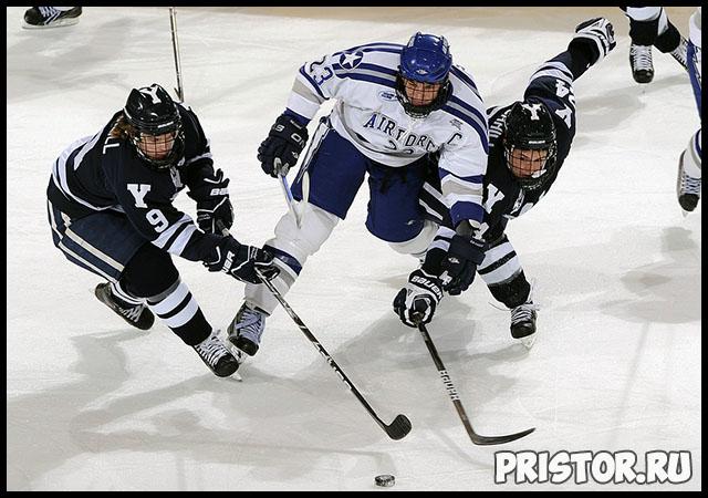 Как правильно выбрать коньки для хоккея - эффективные советы 3