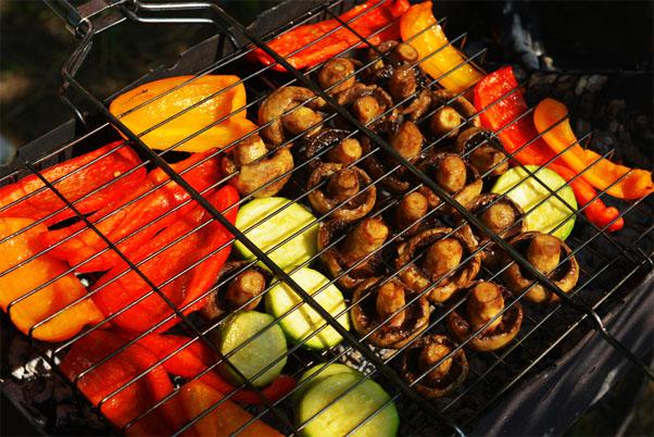 Как приготовить овощи на мангале - главные секреты и хитрости 1