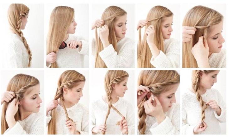 Как сделать волосы красивыми домами