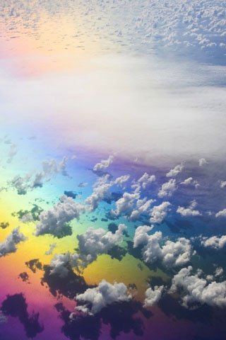Картинки на телефон небо, облака, солнце - очень красивые и крутые 2