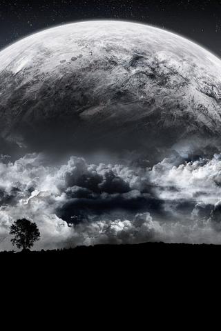 Картинки на телефон небо, облака, солнце - очень красивые и крутые 7