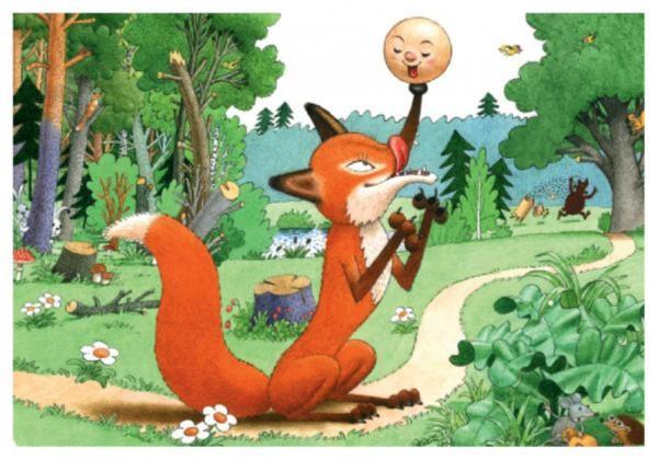 Картинки на тему русские народные сказки - красивые и интересные 10