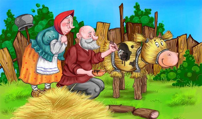 Картинки на тему русские народные сказки - красивые и интересные 14