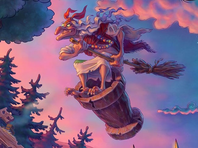 Картинки на тему русские народные сказки - красивые и интересные 15