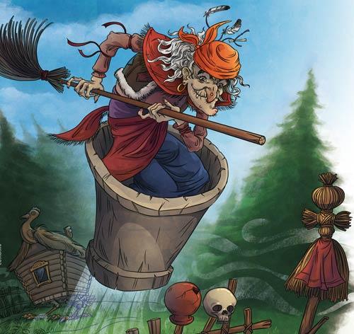 Картинки на тему русские народные сказки - красивые и интересные 2