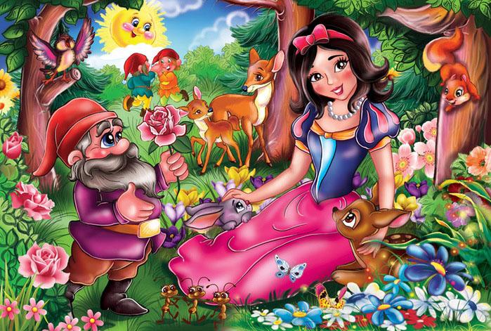Картинки на тему русские народные сказки - красивые и интересные 3