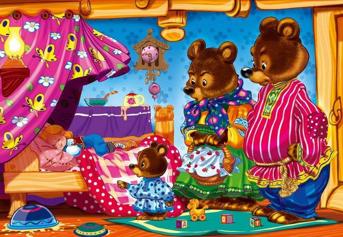 Картинки на тему русские народные сказки - красивые и интересные 9