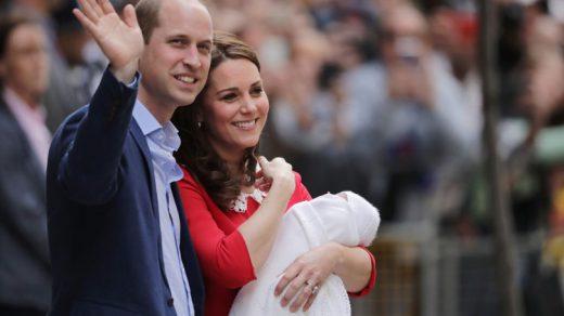 Кейт Миддлтон родила третьего ребенка - новости 1
