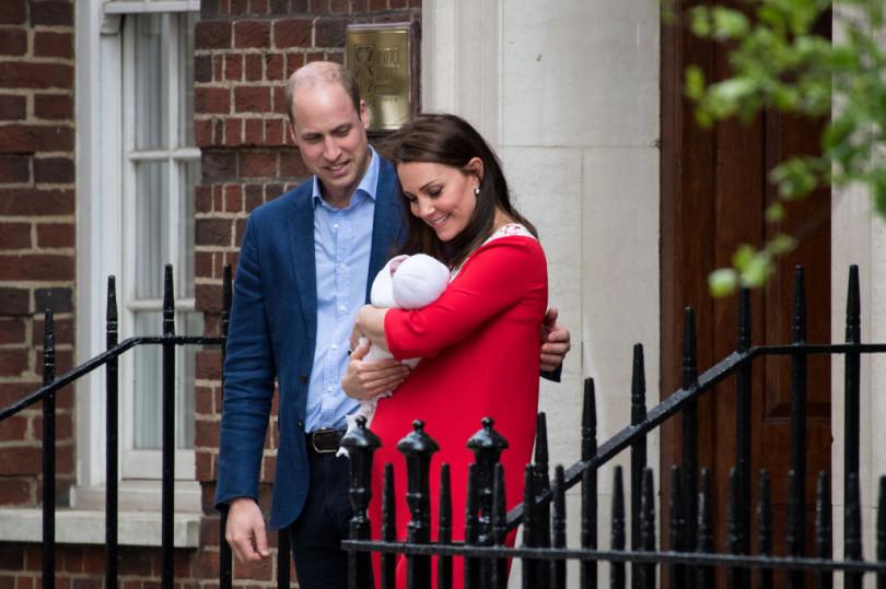 Кейт Миддлтон родила третьего ребенка - новости 2