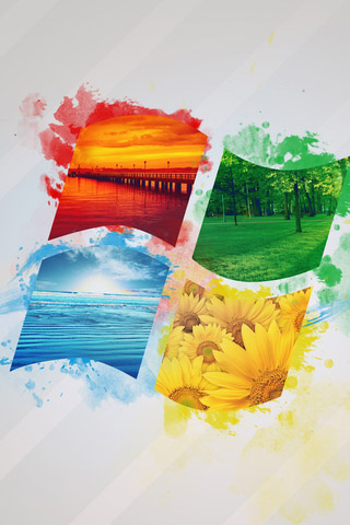 Красивые и блестящие картинки на телефон на заставку 27