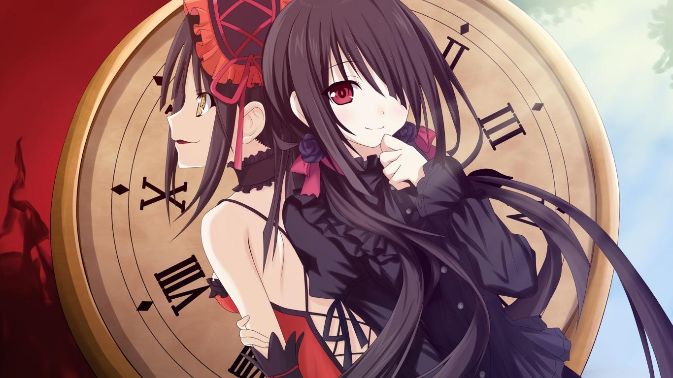 Красивые и крутые аниме обои на рабочий стол - лучшая сборка №5 1