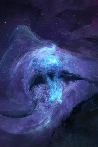 Красивые и прикольные картинки на телефон космос - скачать бесплатно 1
