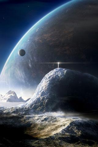 Красивые и прикольные картинки на телефон космос - скачать бесплатно 3