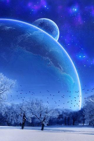 Красивые и прикольные картинки на телефон космос - скачать бесплатно 6