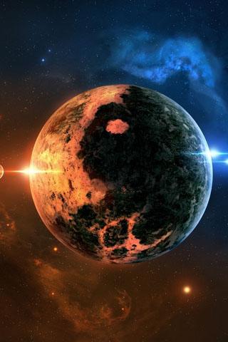 Красивые и прикольные картинки на телефон космос - скачать бесплатно 7