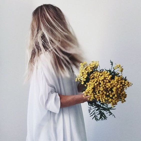 Красивые картинки аву волосы девушек - самые прикольные и крутые 1