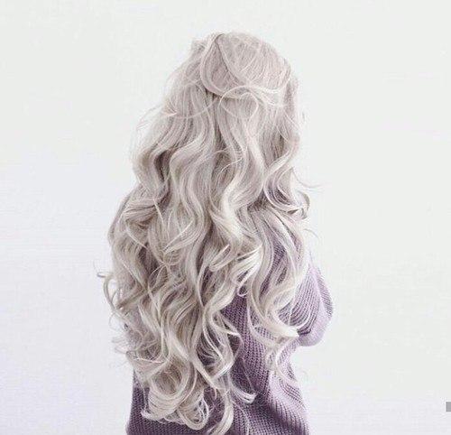 Красивые картинки аву волосы девушек - самые прикольные и крутые 15