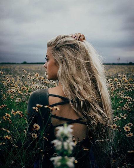 Красивые картинки аву волосы девушек - самые прикольные и крутые 3