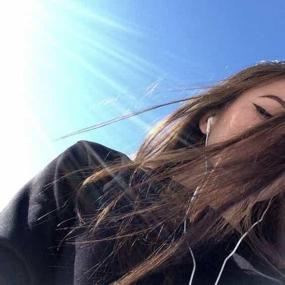 Красивые картинки аву волосы девушек - самые прикольные и крутые 4