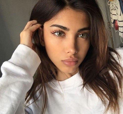 Красивые картинки аву волосы девушек - самые прикольные и крутые 6