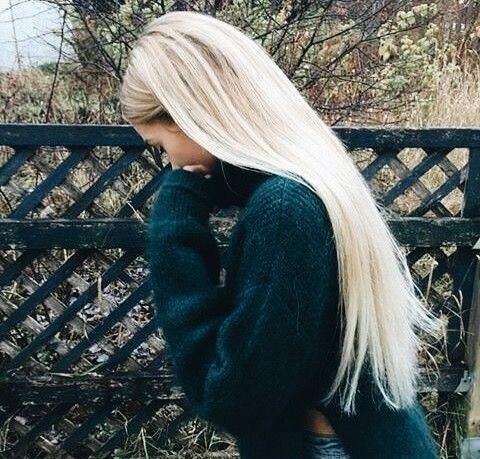 Красивые картинки аву волосы девушек - самые прикольные и крутые 7