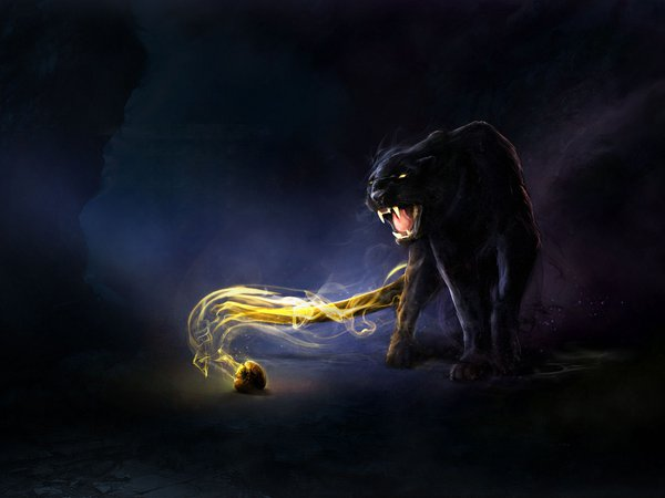 Красивые картинки на аву пантера - самые прикольные и классные 11