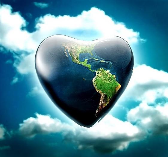 Красивые картинки сердце о любви - очень интересные и приятные 10