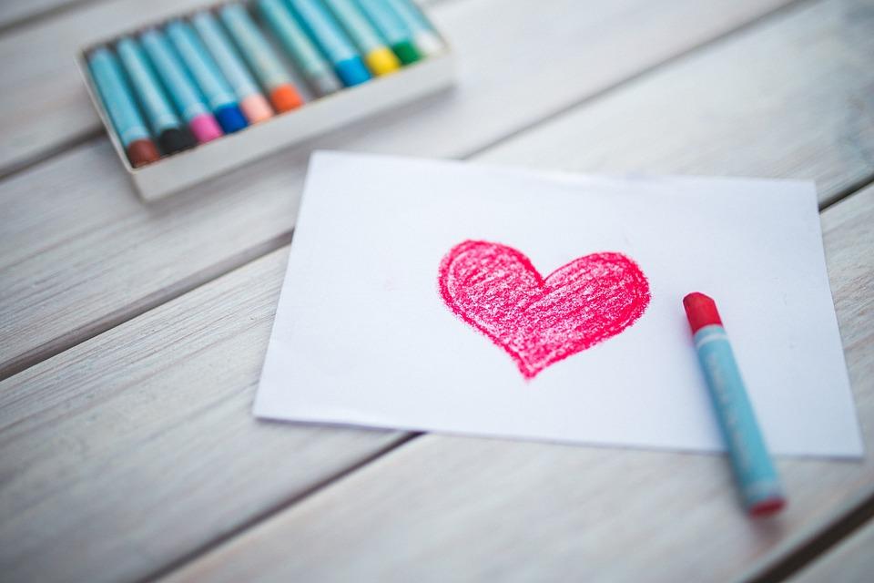 Красивые картинки сердце о любви - очень интересные и приятные 12