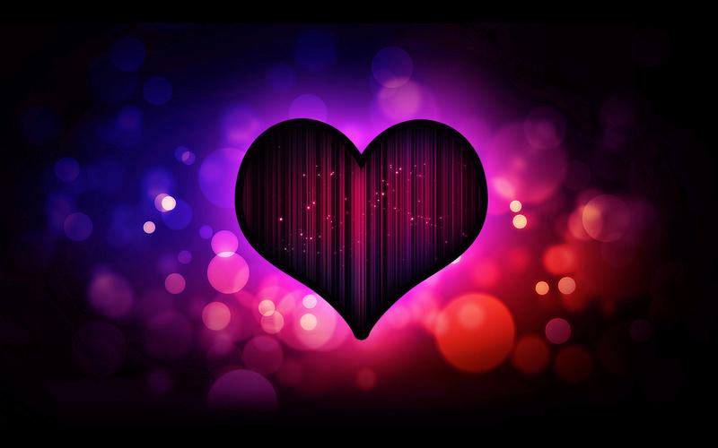 Красивые картинки сердце о любви - очень интересные и приятные 7
